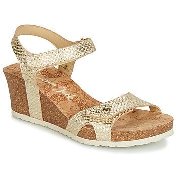 Shoes Women Sandals Panama Jack JULIA Gold