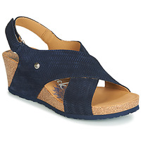 Shoes Women Sandals Panama Jack VALESKA Marine