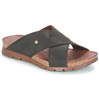 Shoes Men Mules Panama Jack SALMAN Brown