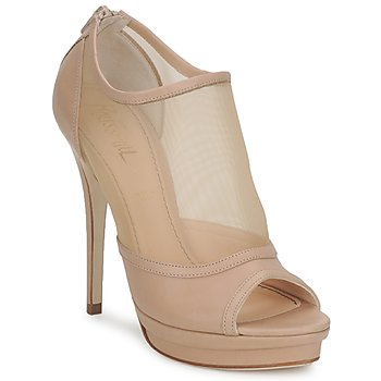 Shoes Women Shoe boots Jerome C. Rousseau ELLI MESH Nude