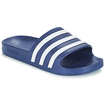 Shoes Tap-dancing adidas Performance ADILETTE AQUA Blue
