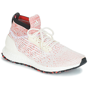 Shoes Men Running shoes adidas Originals ULTRABOOST ALL TERR White / Red