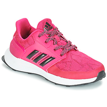 Shoes Girl Running shoes adidas Originals RAPIDARUN K Pink