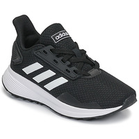 Shoes Children Running shoes adidas Originals DURAMO 9 K Black / White
