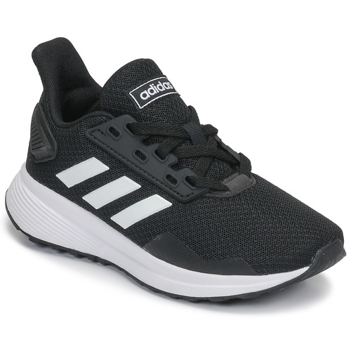Shoes Children Running shoes adidas Performance DURAMO 9 K Black / White