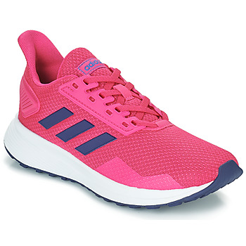 Shoes Girl Running shoes adidas Originals DURAMO 9 K Pink