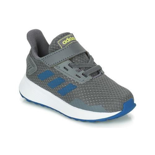 Shoes Boy Running shoes adidas Performance DURAMO 9 I Grey