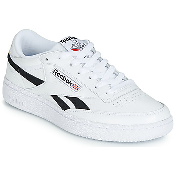 Shoes Low top trainers Reebok Classic REVENGE PLUS MU White / Black