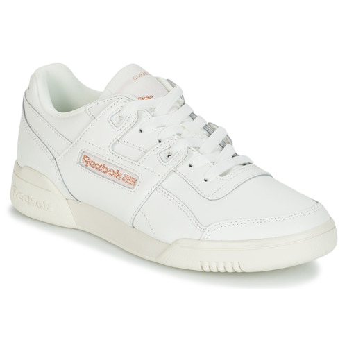 Shoes Women Low top trainers Reebok Classic WORKOUT LO PLUS White