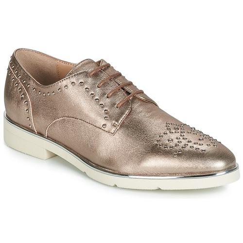 Shoes Women Derby Shoes JB Martin PRETTYS Gold