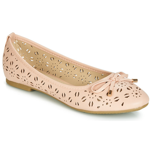 Shoes Women Flat shoes Wildflower ASHINGTON Pink