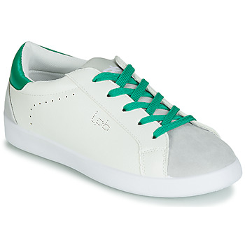 Shoes Women Low top trainers LPB Shoes ABIGAELE White
