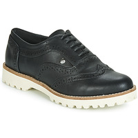 Shoes Women Derby Shoes Les Petites Bombes GISELE Black