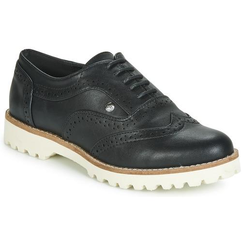 Shoes Women Derby Shoes Les Petites Bombes GISELE Black