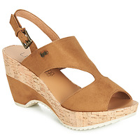 Shoes Women Sandals LPB Shoes JACINTHE Camel