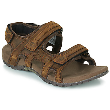 Shoes Men Outdoor sandals Merrell SANDSPUR LEE BACKSTRAP Brown