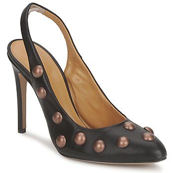 Shoes Women Heels Keyté CANDY STILL Black