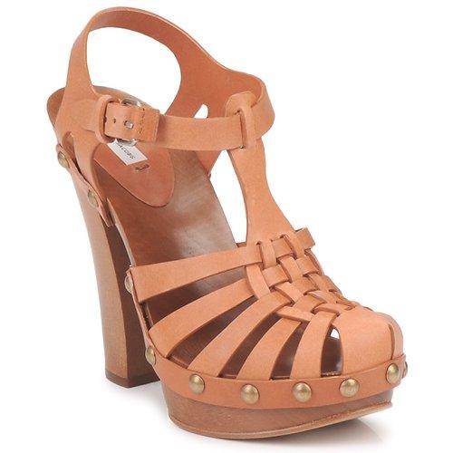 Shoes Women Sandals Marc Jacobs MJ18051 Beige