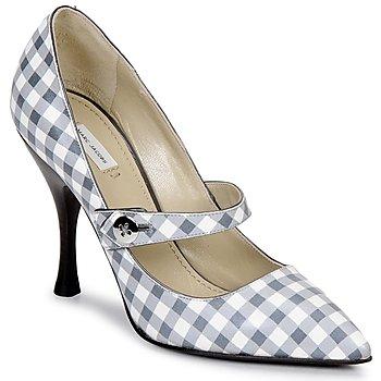 Shoes Women Heels Marc Jacobs MJ18354 Grey