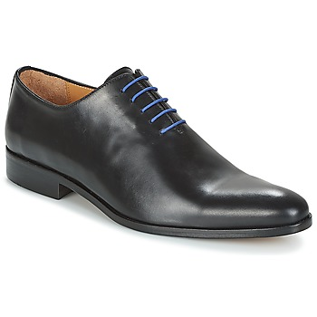 Shoes Men Brogues Brett & Sons AGUSTIN Black
