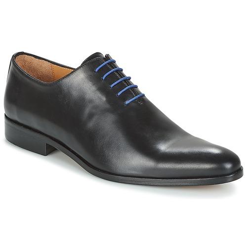 Shoes Men Brogues Brett & Sons AGUSTIN Black