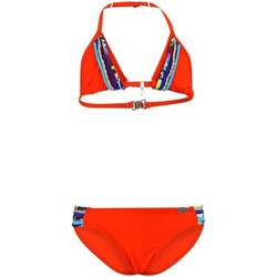 Clothing Girl Bikinis Banana Moon Orange 2 piece Children Swimsuit Spring Mumba ORANGE