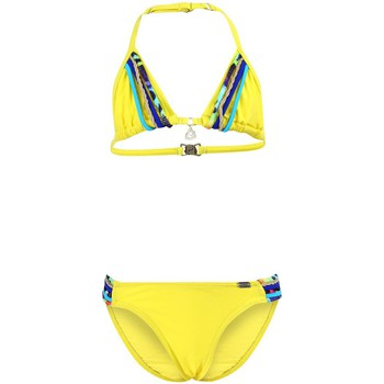 Clothing Girl Bikinis Banana Moon Yellow 2 piece Children Swimsuit Spring Mumba YELLOW