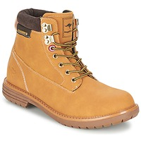 Shoes Men Mid boots Kangaroos K-BOOT MEN 7033 Honey