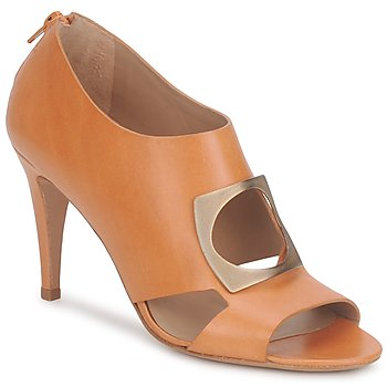 Shoes Women Shoe boots Kallisté FLORA CAMEL
