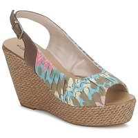 Shoes Women Sandals Sans Interdit RICO Multicoloured