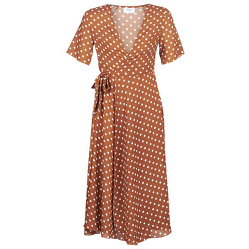Clothing Women Long Dresses Betty London KEYLA Brown