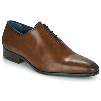 Shoes Men Brogues Brett & Sons MARCIA Cognac