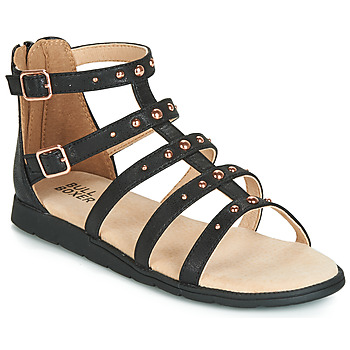 Shoes Girl Sandals Bullboxer AGG021 Black