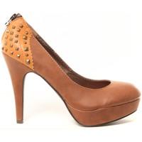 Shoes Women Heels Cassis Côte d'Azur Escarpins Djak Beige Beige