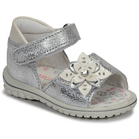 Shoes Girl Sandals Primigi (enfant) 3378522 Silver