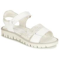 Shoes Girl Sandals Primigi 3390711 White