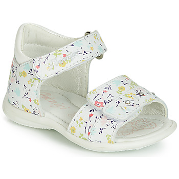 Shoes Girl Sandals Primigi 3407033 White