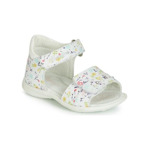 Shoes Girl Sandals Primigi 3407033 White