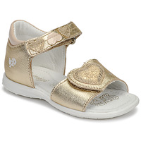 Shoes Girl Sandals Primigi (enfant) 3407200 Gold