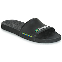 Shoes Men Sliders Havaianas SLIDE BRASIL Black