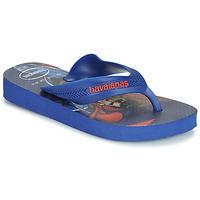 Shoes Boy Flip flops Havaianas KIDS MAX HEROIS Blue