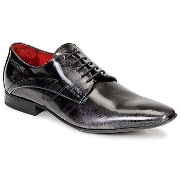 Shoes Men Derby Shoes Redskins TOUTAN Anthracite