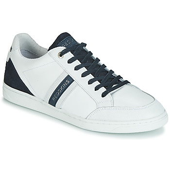 Shoes Men Low top trainers Redskins FATALISTE White / Marine