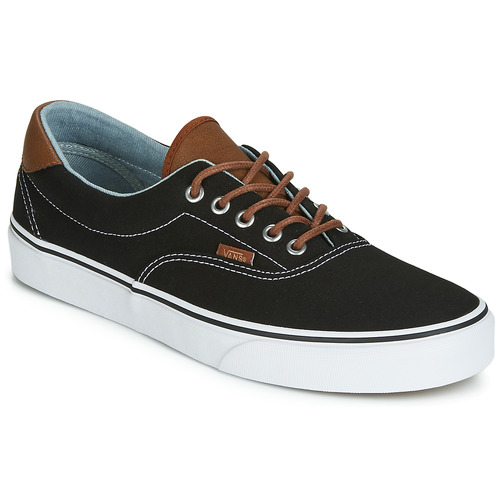 Shoes Men Low top trainers Vans ERA 59 Black