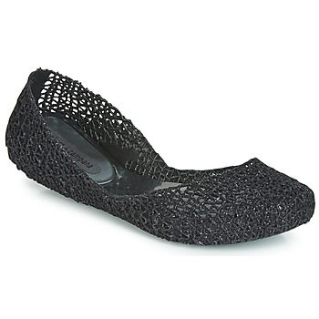 Shoes Women Flat shoes Melissa CAMPANA PAPEL VII Black