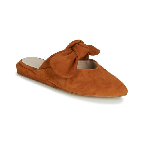 Shoes Women Mules Fericelli JILONIE Camel
