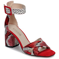 Shoes Women Sandals Fericelli JEZI Red