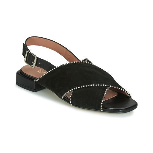 Shoes Women Sandals Fericelli JANELLE Black