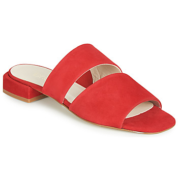 Shoes Women Mules Fericelli JANETTE Red