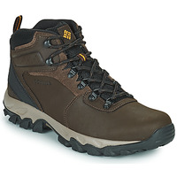 Shoes Men Walking shoes Columbia NEWTON RIDGE PLUS II WATERPROOF Brown